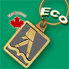 Eco Friendly Keychains